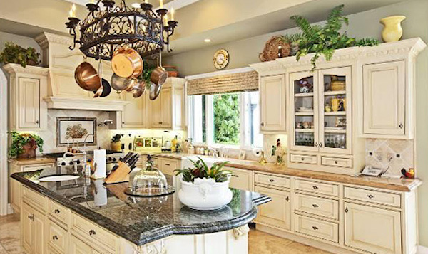 The Cozy Kitchens of Our Favorite TV Shows