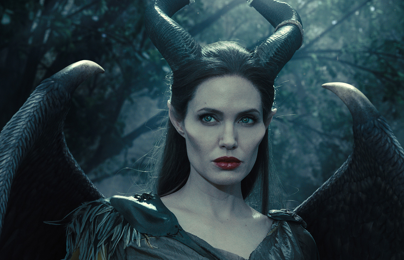 From animal bones to leather corsets, 'Maleficent' is full of surprises