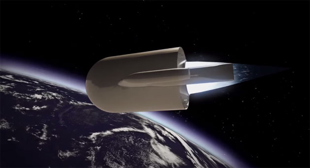 VIDEO, Airbus thinks it can trump SpaceX's reusable rockets