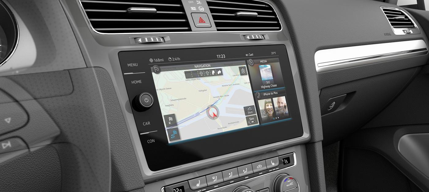 El nuevo Volkswagen e-Golf Touch llega con control por gestos