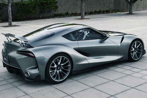 Amazing BMW And Toyota Collaboration To Spawn Two New Sports Cars   AOL UK Cars Pictures Gallery