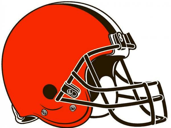 cleveland browns logo hidden message, cleveland browns secret message in logo, sports logo conspiracies