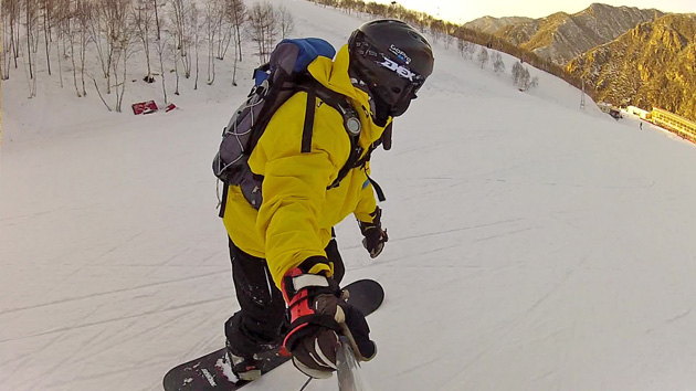 GoPro deal brings action cameras to live TV