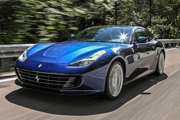 フェラーリが、ついにSUVを開発中?