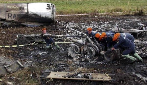 black box recordings, black box recordings right before their planes crashed, vladivostok air flight 352