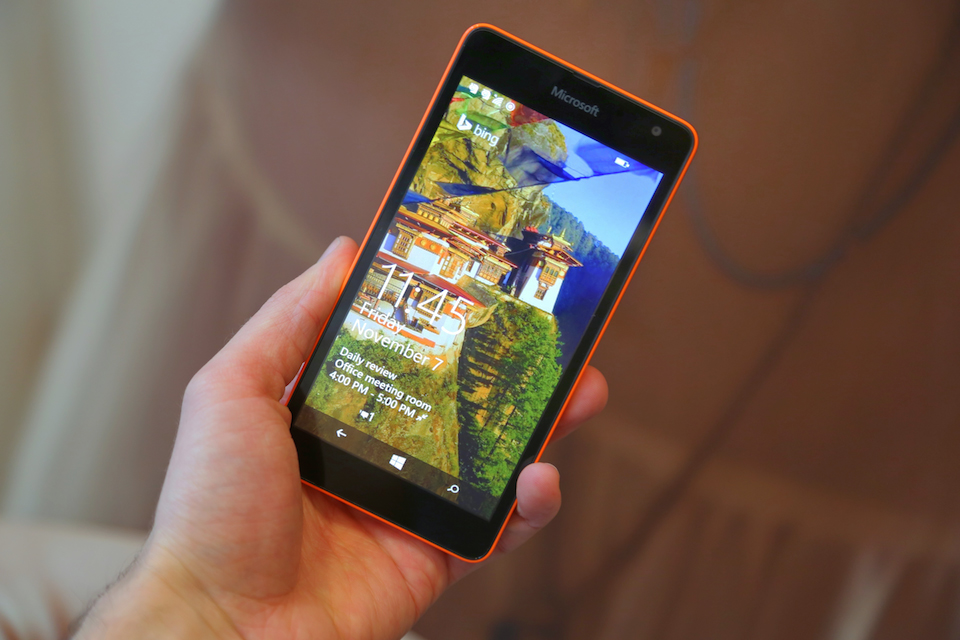 Microsoft relinquishes the Nokia name for its low-cost Lumia 535