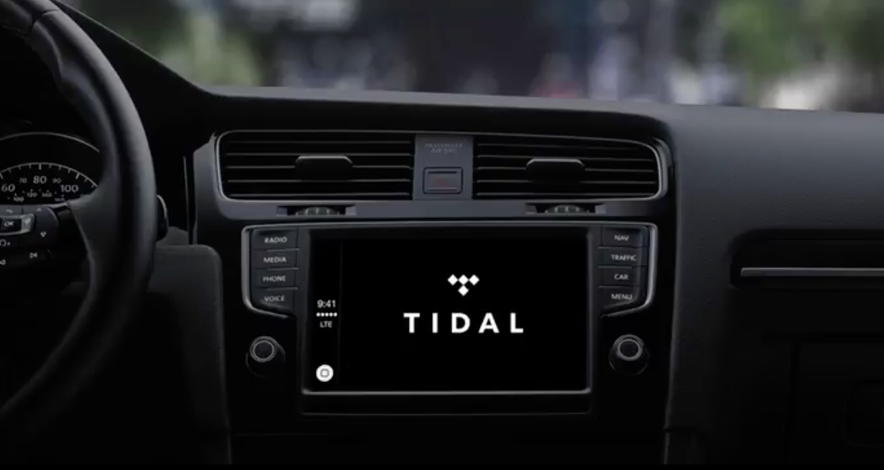 photo image Tidal now works with Apple's CarPlay
