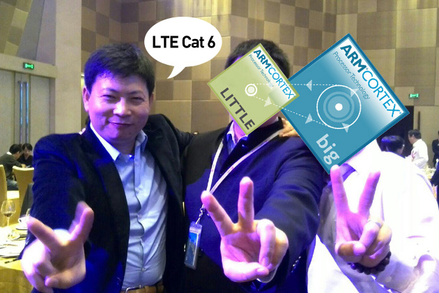 When Huawei's CEO of Consumer BG Richard Yu gets drunk, he shares some funny photos.