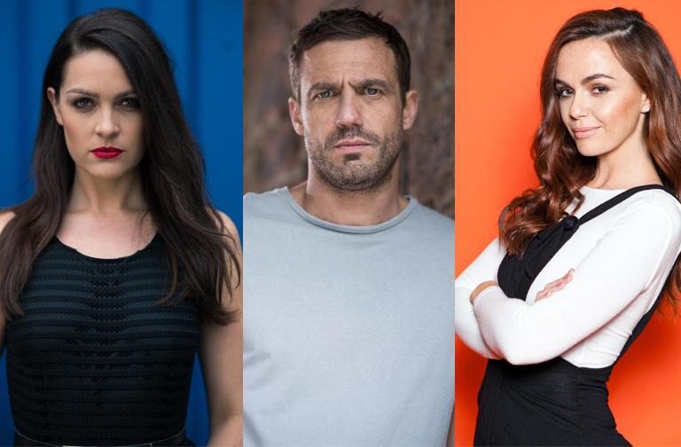 Hollyoaks actors