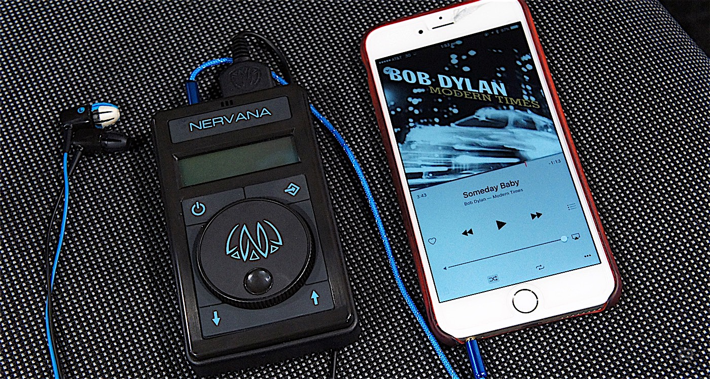 I zapped my brain's pleasure center with electric headphones