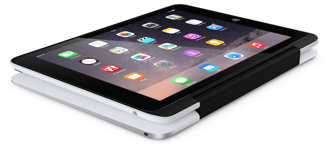 ClamCase Pro for iPad Air 2 -- tablet mode