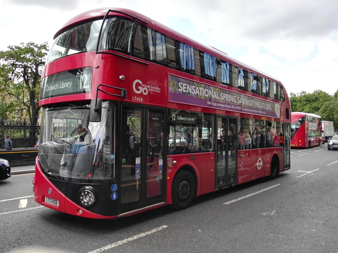 Aunque cueste creerlo, algunos buses urbanos en Londres serán 'movidos' por... café