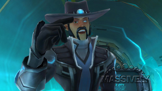 Too bad WildStar isn't as fun as this screenshot