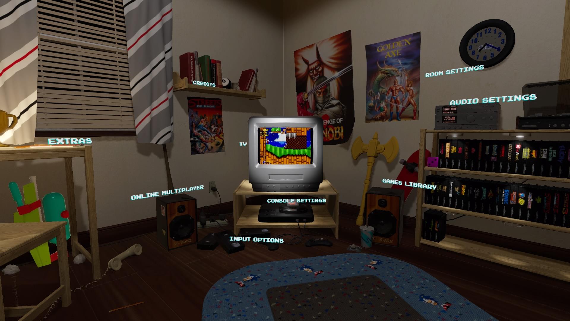 Los clásicos de Mega Drive llegan a PS4 y Xbox One