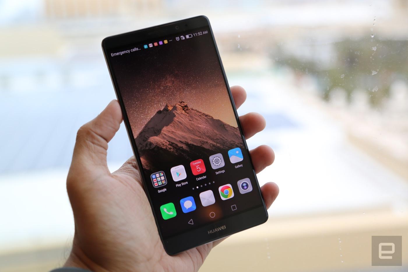 El atractivo Mate 8 de Huawei podrá ser tuyo el 1 de febrero