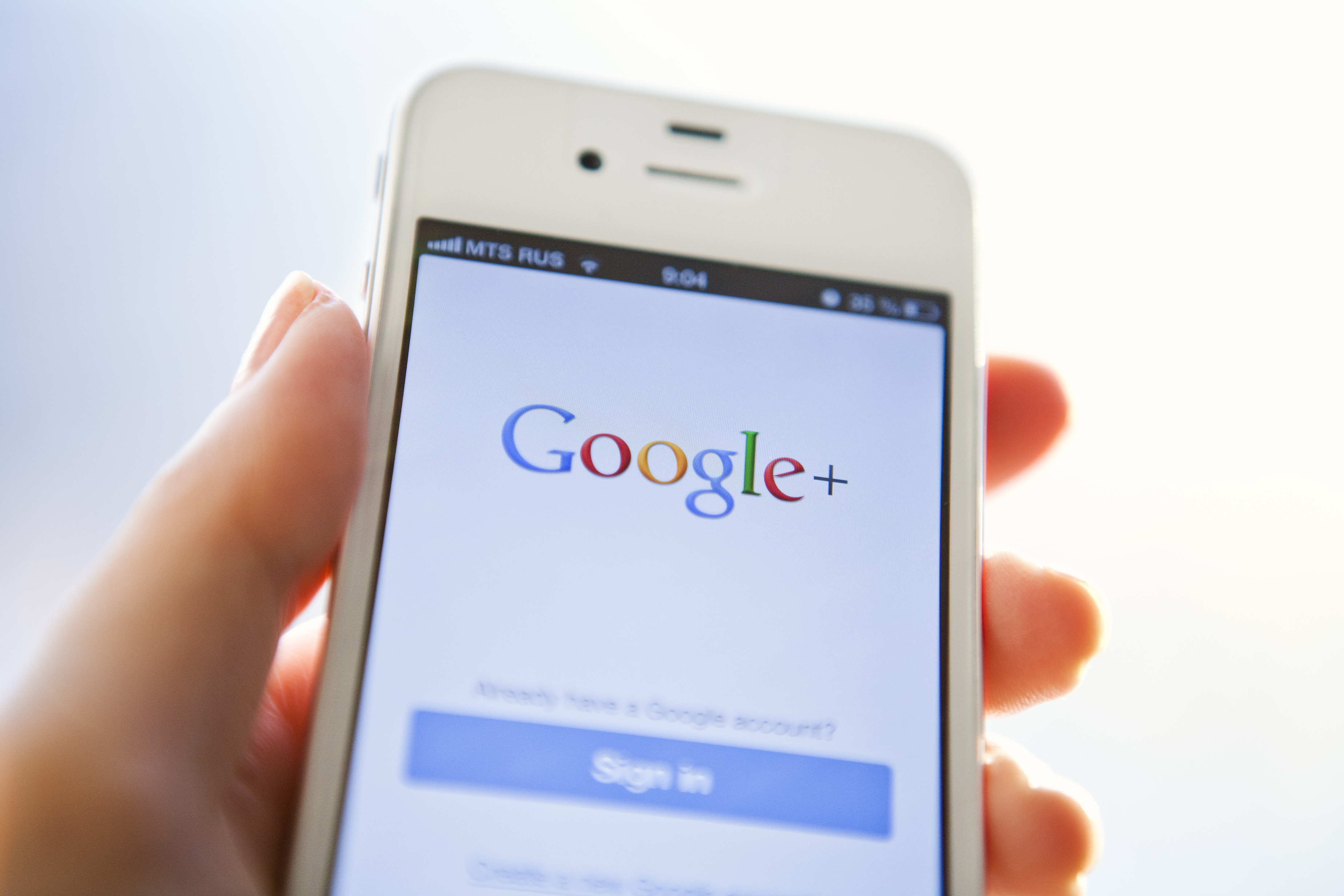 The new Google+ is coming for