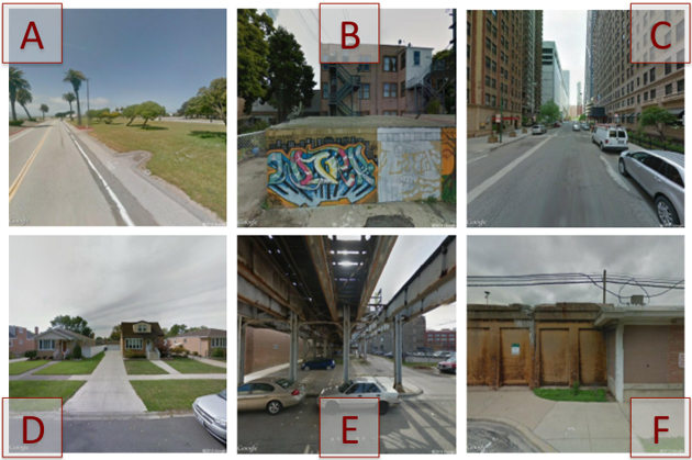 Computers are learning to size up neighborhoods using photos