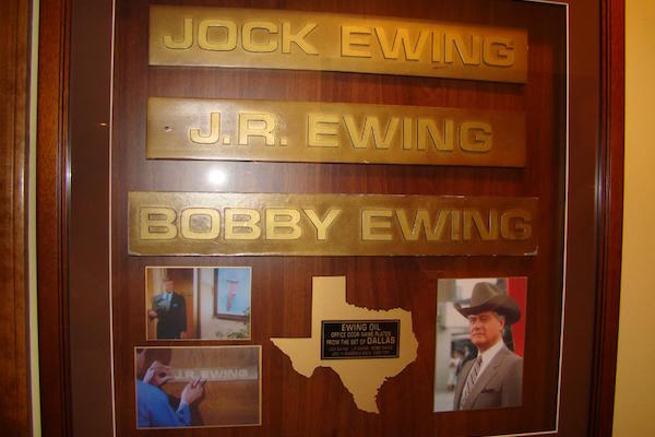 greatest fictional companies on television, ewing oil dallas