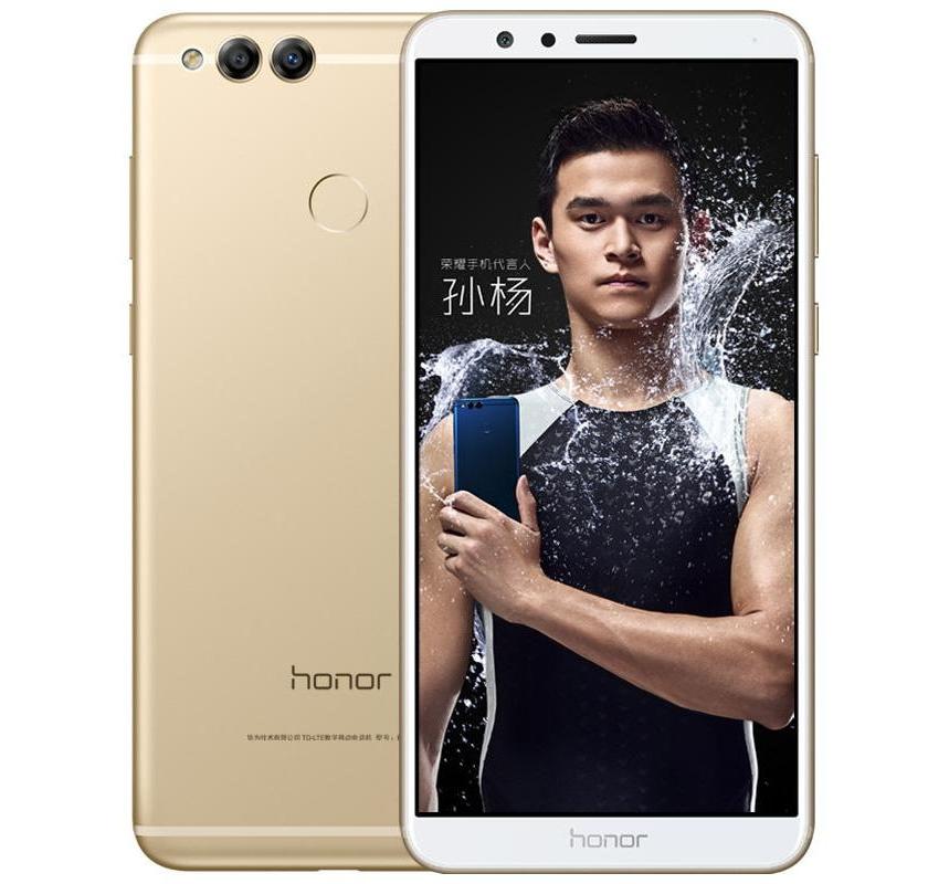Honor 7X vorgestellt