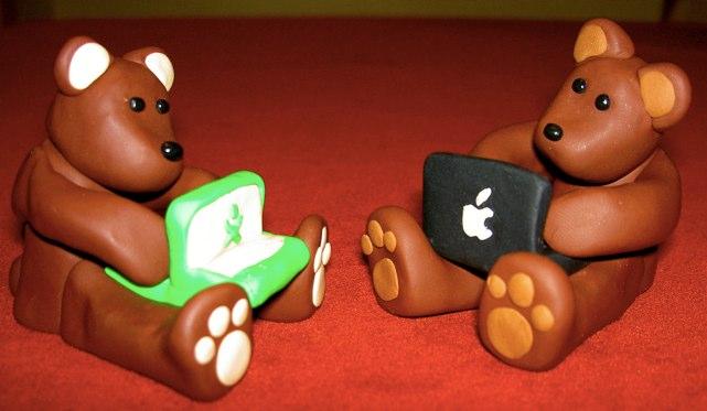 macbook bears