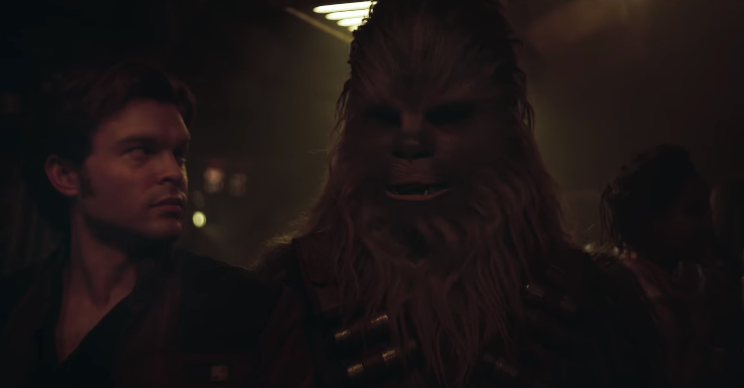 """Neuer Trailer: """"Solo: A Star Wars Story"""""""