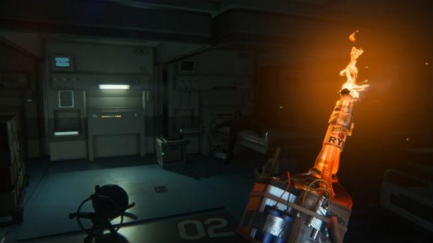 Pre-order Alien: Isolation digitally, watch it download in terror