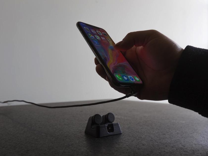 CordDock: Interessantes Dock-Design für iPhones