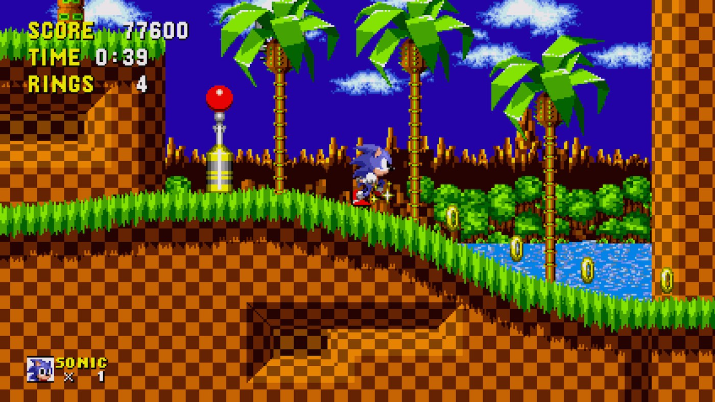 Sonic se cuela en el Apple TV