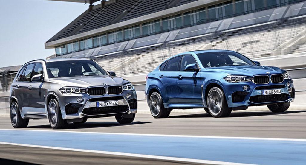 LA Auto show, BMW, BMW X5, BMW X6 Premiere, weltpremiere, offiziell, revealed, debüt, der neue VMW X5 M, der neue BMW X6 M, L.A. Auto show, L.A. Motor show