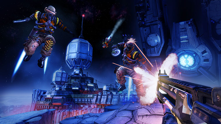 Borderlands the pre sequel how to use the grinder to get legendary