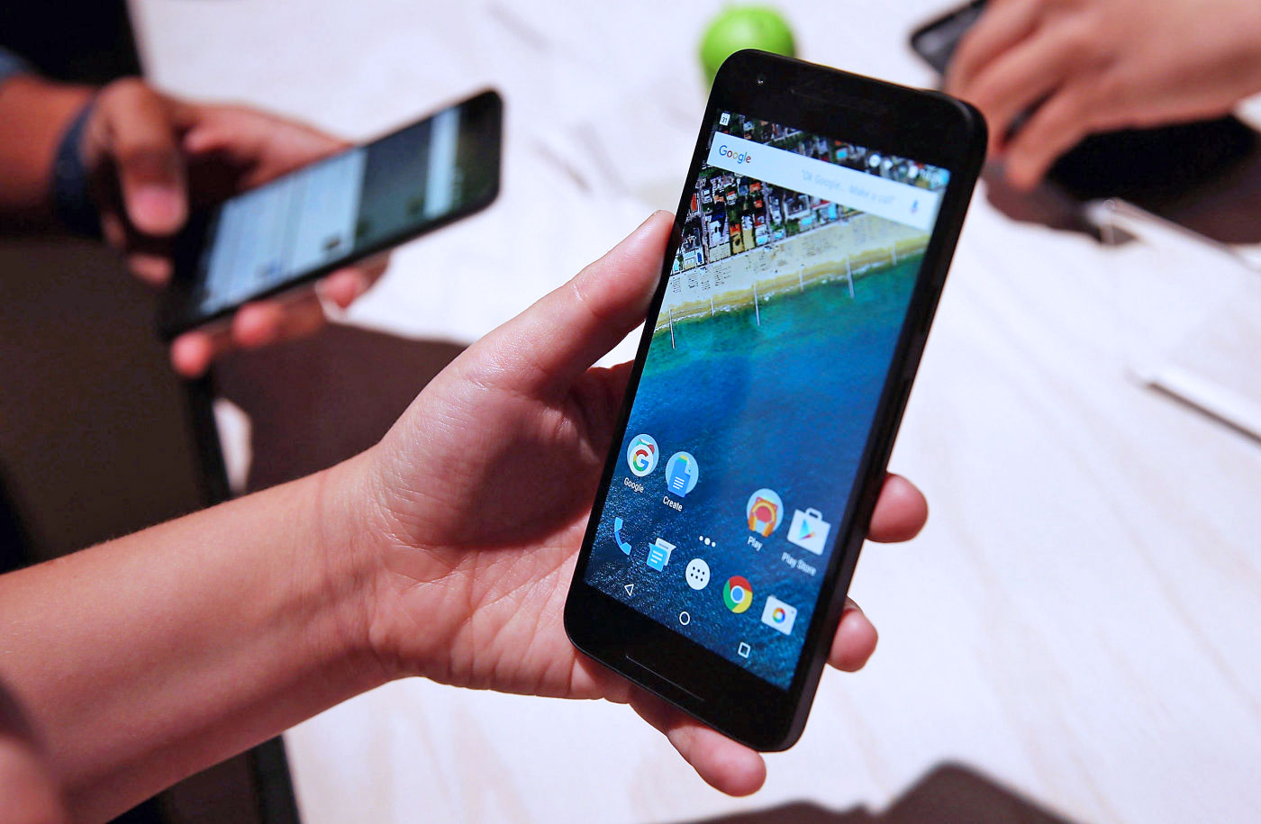 Google's Nexus update images save you from wiping your device