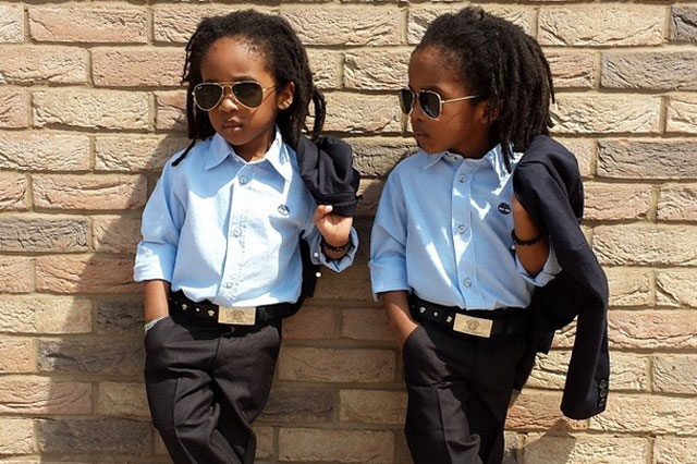 twins cool outfits instagram