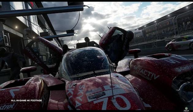 【ビデオ】人気レース・ゲーム最新作『Forza Motorsport 7』の予告映像が公開 日本版も10月3日に同時発売決定!