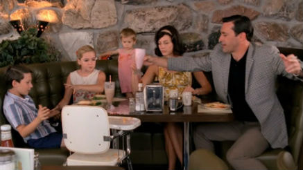 mad men Tomorrowland Season 4 Episode 13