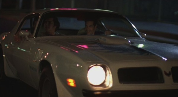 biggest asshole cars in movies, pontiac firebird trans am dazed and confused
