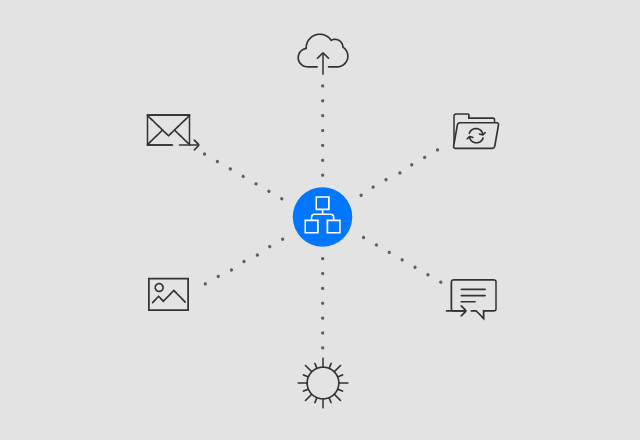 Flow is Microsoft's take on IFTTT automation