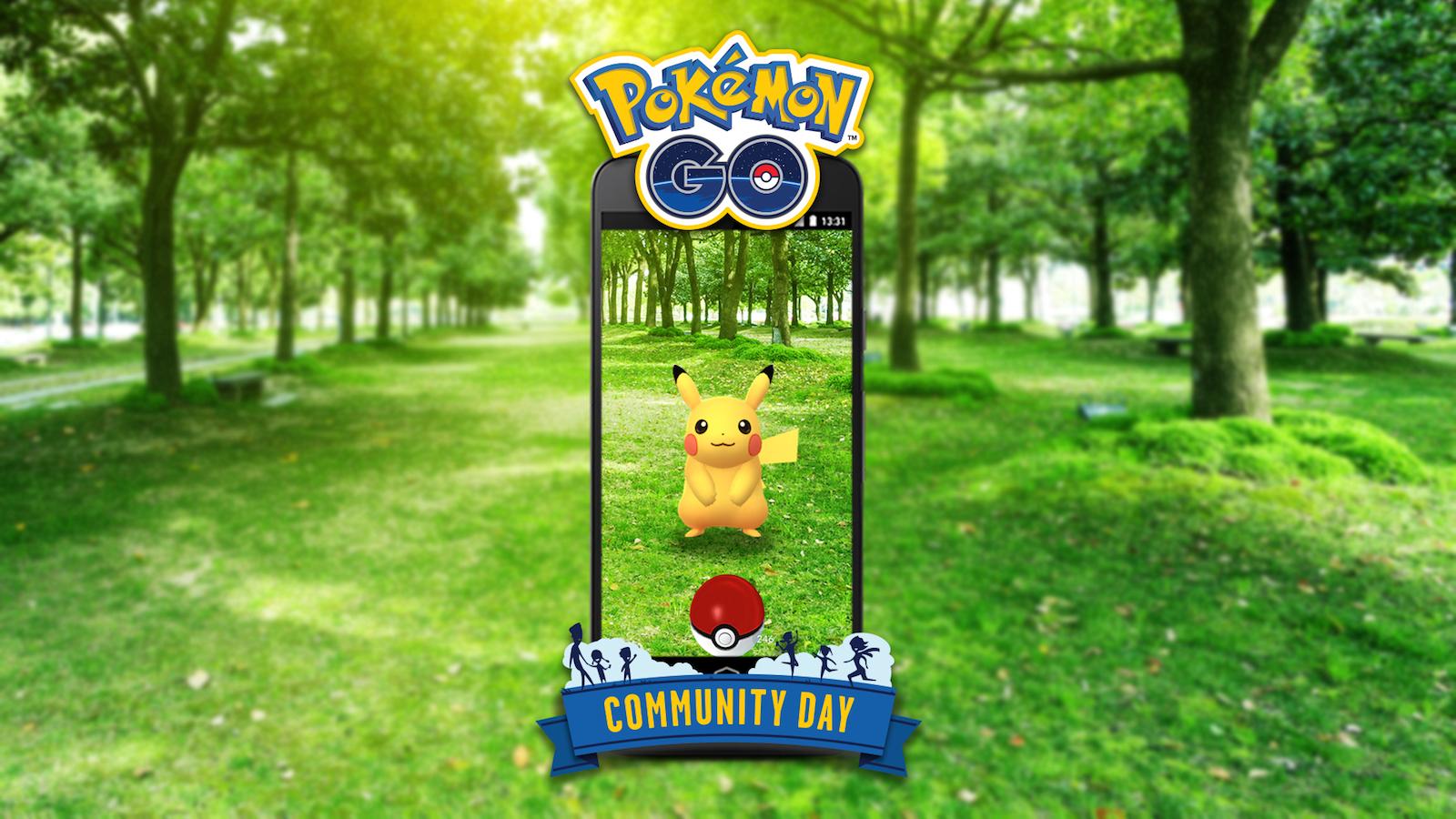 photo image 'Pokémon Go' Community Days bring exclusive captures every month