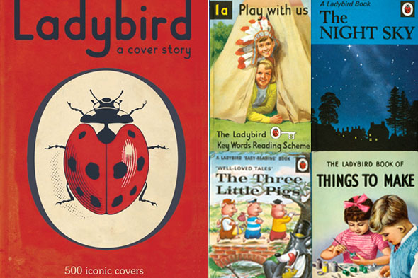 Ladybird books: See all your favourite covers in one place in Ladybird A Cover Story