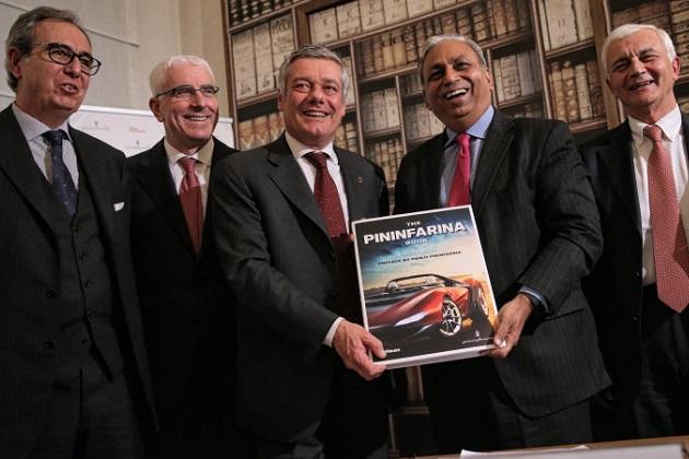 マヒンドラが約34億円でピニンファリーナを買収