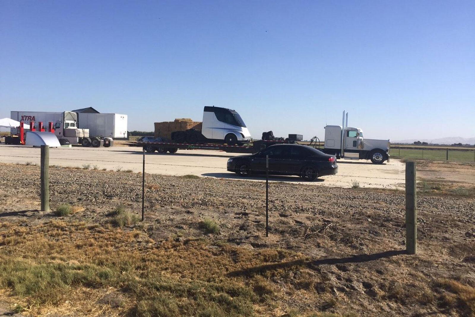 Se filtra el camión eléctrico de Tesla: así es su próxima gran apuesta sobre ruedas