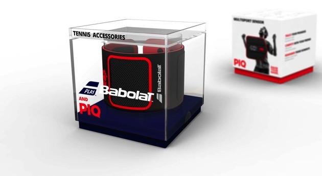 Babolat and PIQ