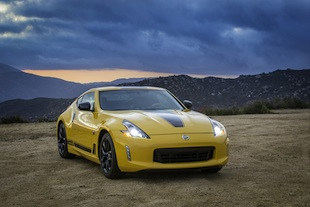NASHVILLE, Tenn. (April 5, 2017) – The calendar says 2017, but Nissan is offering a special early preview of the 2018 370Z Coupe Heritage Edition at next week's New York International Auto Show. The Heritage Edition honors the iconic Nissan sports car as it approaches its 50th anniversary at the end of the decade since its launch under the Datsun brand.