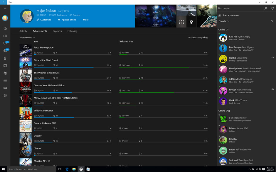 The Windows 10 Xbox app is getting a preview program, too
