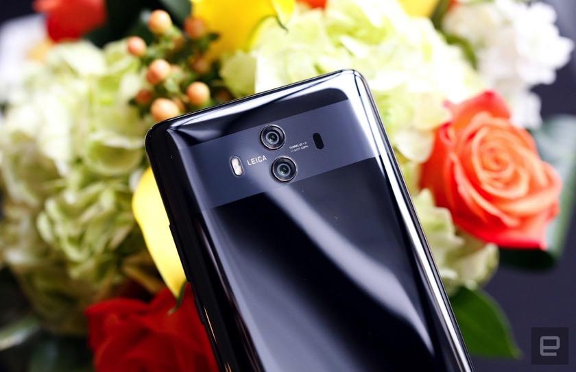 Huawei repariert Berlinern das Mate 10 Pro ein Jahr kostenlos zu Hause