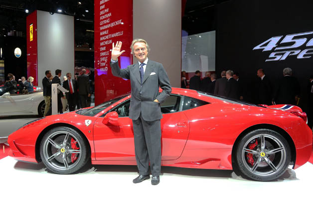 Ferrari Chief Staying On To Launch New Models In October