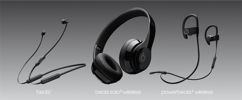 Beats 2016 headphones