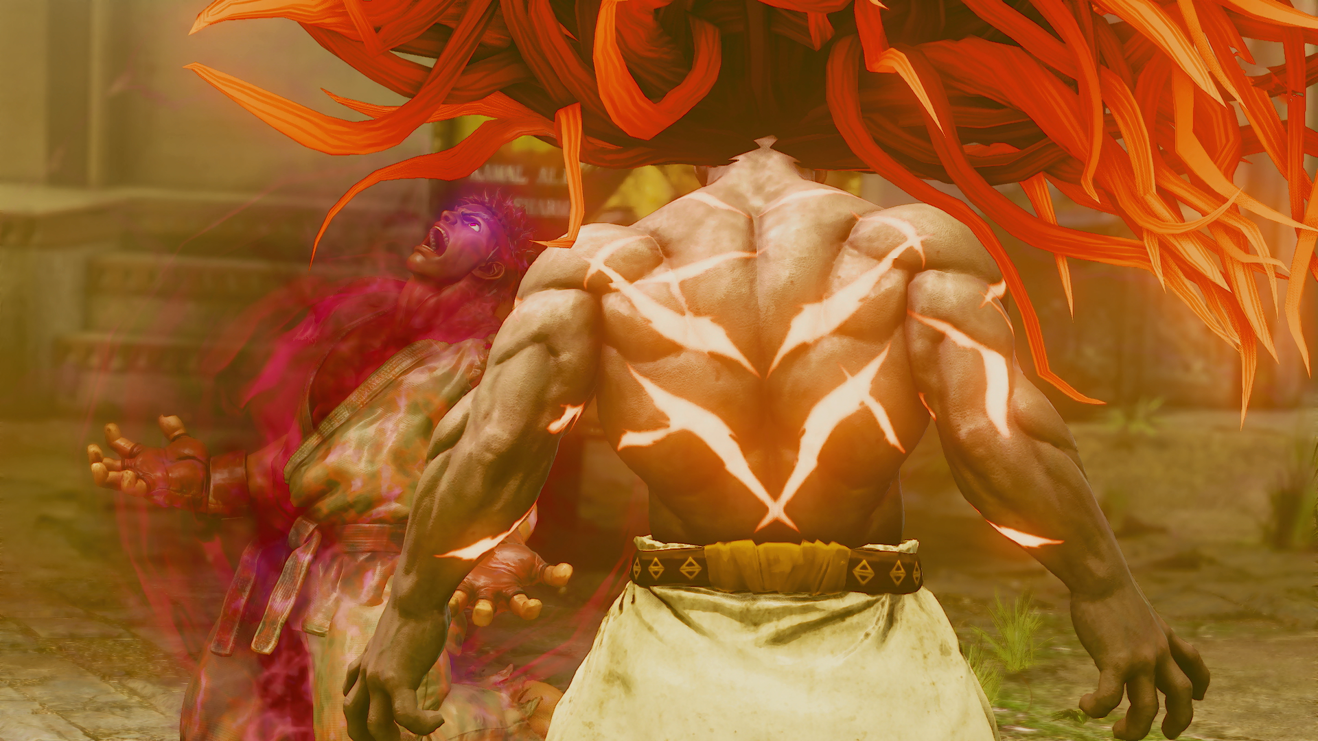 The free 'Street Fighter V' story mode treads on familiar ground