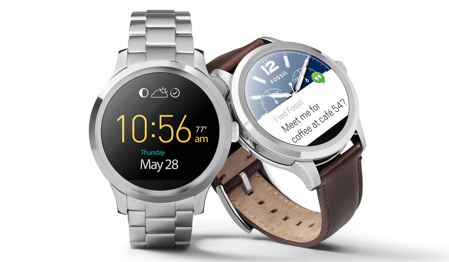 Fossil Android Watch On Sale For $275
