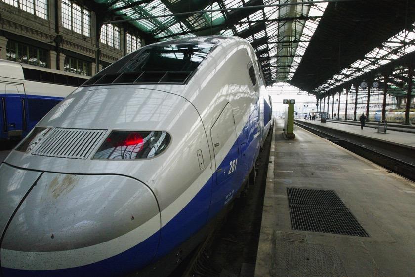 Frankreich: Der TGV soll 2023 automatisch fahren