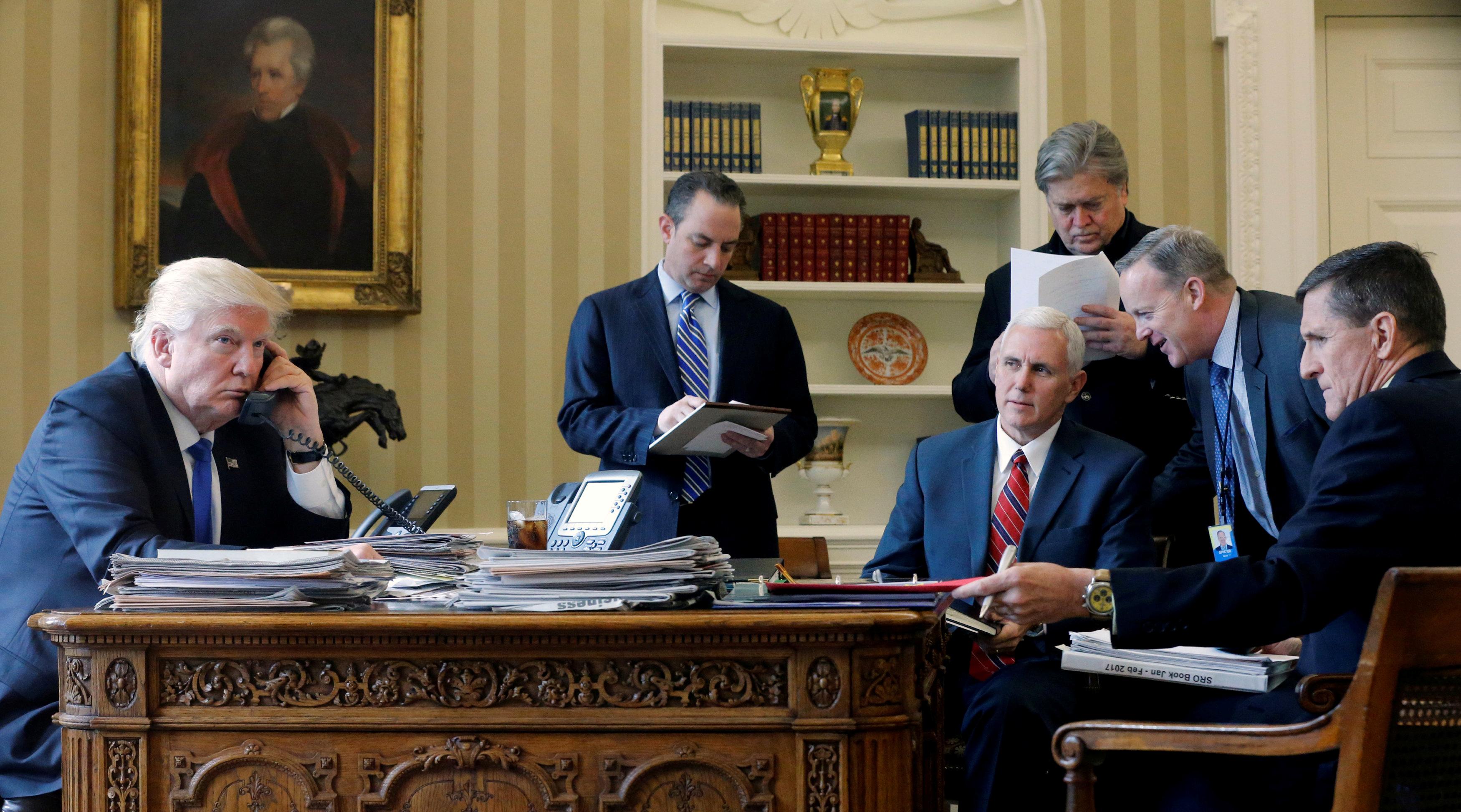 """Une réunion secrète aux Seychelles entre proches de Trump et Poutine dévoilée par le """"Washington Post"""""""